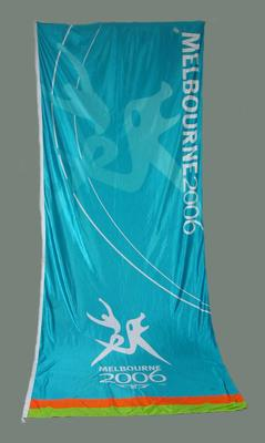 Banner - 'Melbourne 2006',  2006 Commonwealth Games held in Melbourne