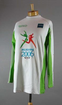 Uniform - Melbourne 2006 Queens Baton Relay, 2006 Commonwealth Games