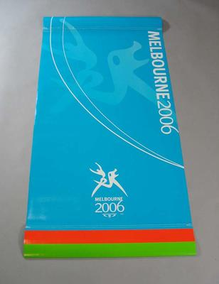 Banners x 10 - 'Melbourne 2006', 2006 Commonwealth Games held in Melbourne