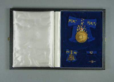 Member of the Order of Australia award, presented to Betty Cuthbert in 1984