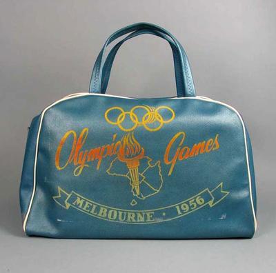 Bag, 1956 Melbourne Olympic Games