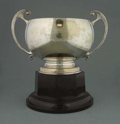 Trophy - Councillor E.H. Hester Cup won by W. Ager in 1940 for 1 1/2 miles