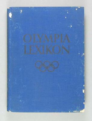 Olympic Dictionary