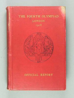 Official report of the 1908 London Olympic Games