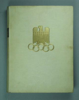 Official Report of 1936 Berlin Olympic Games, Vol. 1