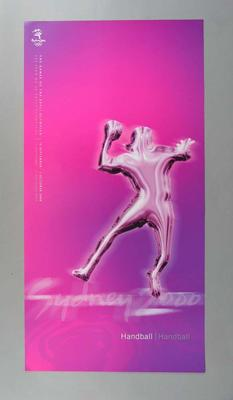 Twenty-five posters, Sydney 2000 Olympic Games designs
