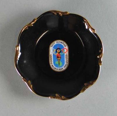 Ashtray - 1956 Melbourne Olympic Games souvenir