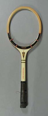 Tennis racquet frame, Tasker brand