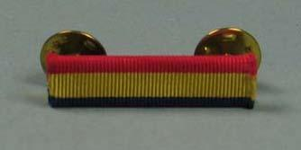 Facsimile US First Marines military unit colour bar, associated with the military occupation of the MCG; Trophies and awards; M15915