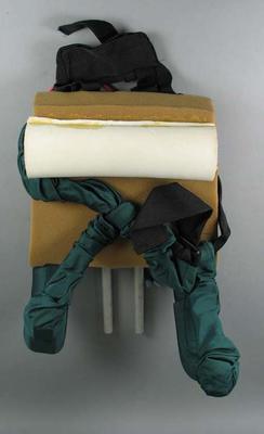 Harness - Sturt Desert Pea costume, Sydney 2000 Olympic Games Opening Ceremony