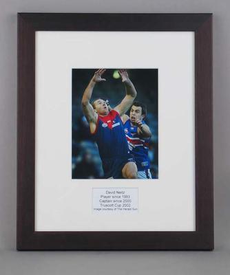 Photograph of David Neitz, Truscott Cup 2002