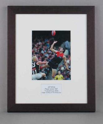 Photograph of Jeff White, Truscott Cup 2004
