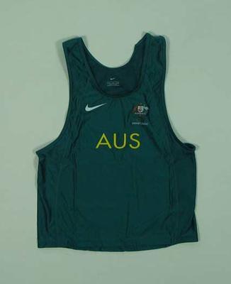 Men's triathlon top, 2000 Australian Olympic Games team uniform