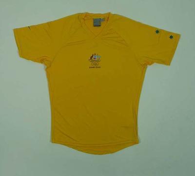 Men's sailing top, 2000 Australian Olympic Games team uniform