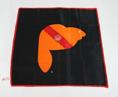 Handkerchief, 1976 Montreal Olympic Games