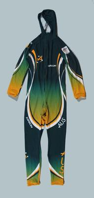 Bobsleigh suit, 2006 Australian Winter Olympic Games team