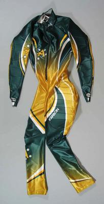 Giant Slalom suit, 2006 Australian Winter Olympic Games team