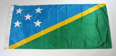Flag of the Solomon Islands - 2006 Melbourne Commonwealth Games