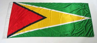 Flag of  Guyana - 2006 Melbourne Commonwealth Games