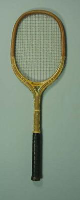 Tennis Racquet - 1937 Slazenger Coronation Cavalier