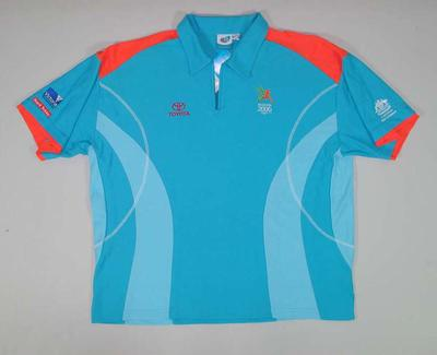 Workforce uniform, Melbourne 2006 Commonwealth Games