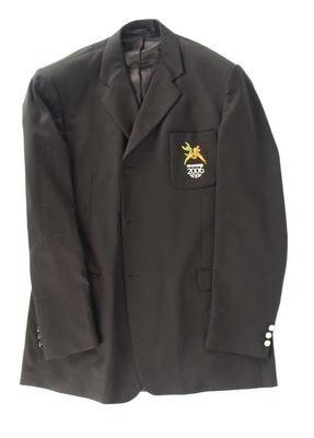 2006 Melbourne Commonwealth Games formal uniform, worn by Justin Madden