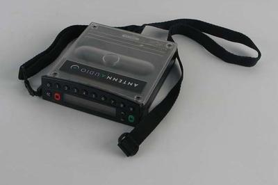 Audio player used for AGOS and Olympic Museum Tours; Audio-Visual; Audio-Visual; 2006.4713.8