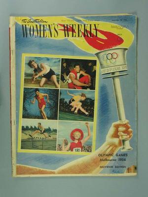 Magazine, The Australian Women's Weekly - 28 November 1956