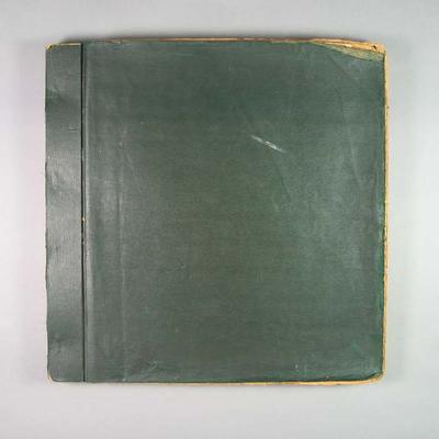 Photograph album, assembled by Les Harley c1926-42