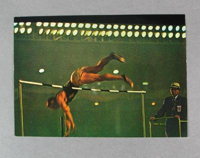 Postcard, 1964 Tokyo Olympic Games