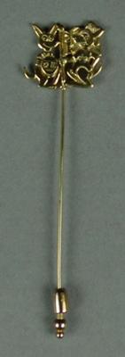 """Pin -  """"Matilda & MacRoo"""" - 1986 Commonwealth Games commemorative pin"""