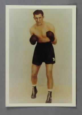 Photograph of Roy Tollis, c1948-50