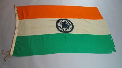 Hindustani flag, used during 1956 Olympic Games
