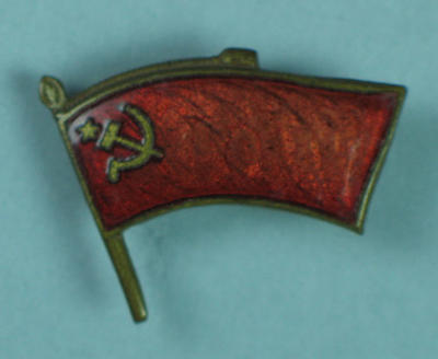 1956 Olympic Games USSR badge