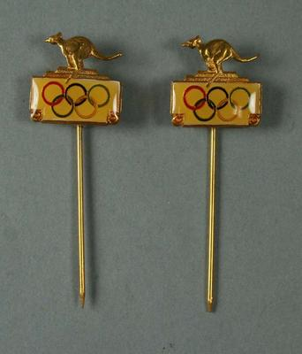 Stick pins, Australian Olympic Federation