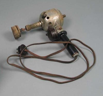 Massage tool, used by Henry Best in early twentieth century