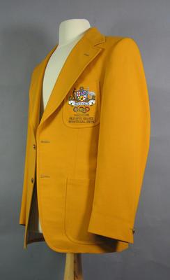 Blazer, 1976 Australian Olympic Games team