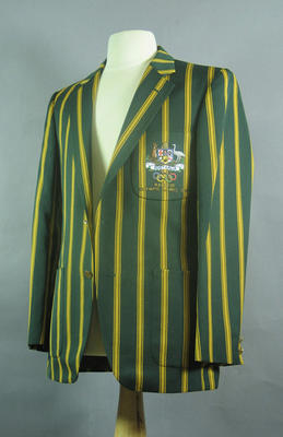 Blazer, 1980 Australian Olympic Games team
