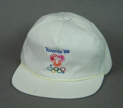 Baseball cap, Toronto 1996 Olympic Games