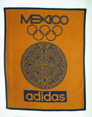 1968 Olympic Games blanket