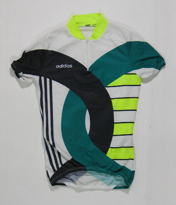 Cycling top worn by Kathryn Watt, 1992 Barcelona Olympic Games