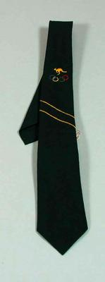1956 Olympic Games Australian team tie
