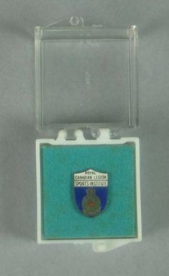 Badge, Royal Canadian Legion Sports Institute