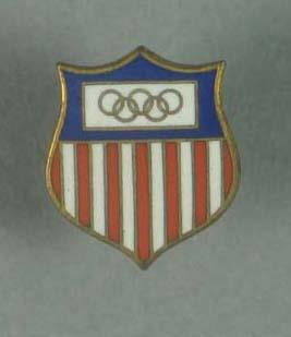 Lapel pin, United States Olympic Games team