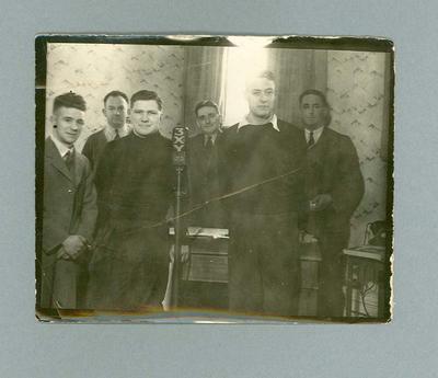 Photograph of Chris Wheeler, c1930s-40s