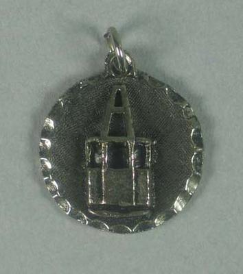 Medallion, Aerial Tramway Estes Park