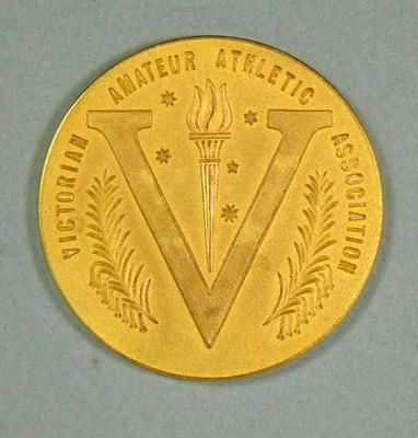 Medal - VAAA Championship 10 Miles Walk 1947