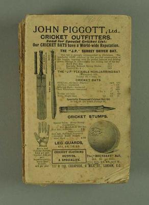 Wisden Cricketers' Almanack, 1904
