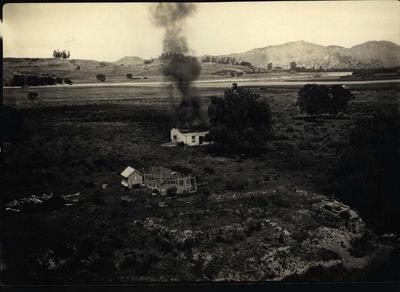 Photograph from Frank Laver's photograph album, Australian cricket tour to New Zealand - 1913-14
