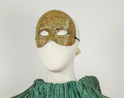 Mask, costume worn at Sydney 2000 Olympic Games Opening Ceremony